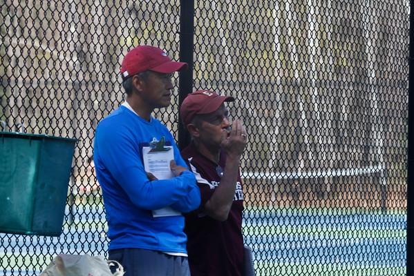 Boys' JV Tennis vs. Phillips Exeter: May 6