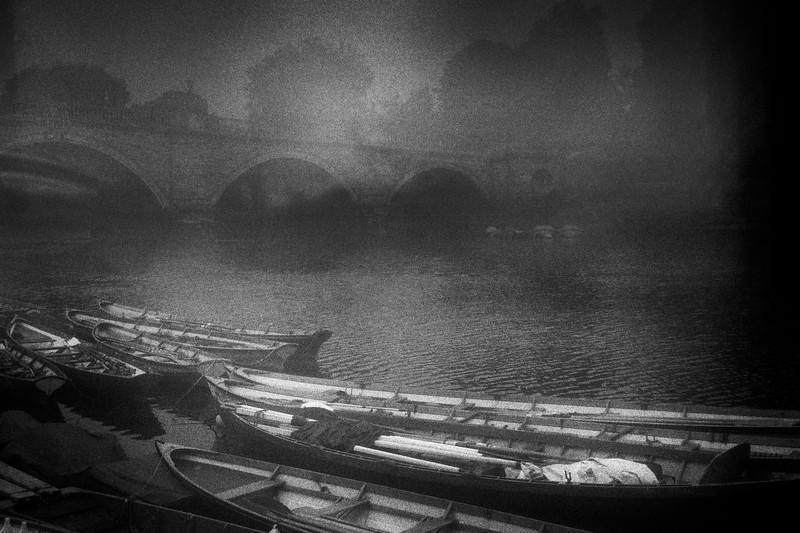 Richmond Bridge & Boats
