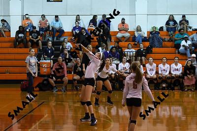 Schulenburg Volleyball Tournament Gold Bracket Game 1