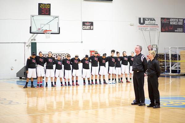 Womens Basketball vs  Lindenwood-Belleville Lynx Feb. 8, 2014