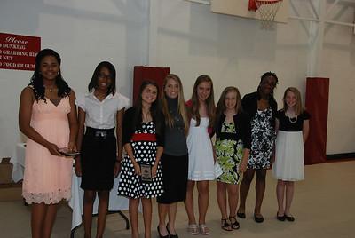Basketball Banquet 2011
