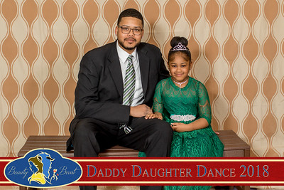 Daddy-Daughter Dance Saturday March 10th, 2018