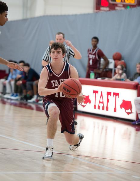 1/25/17: Boys' Varsity Basketball v Berkshire