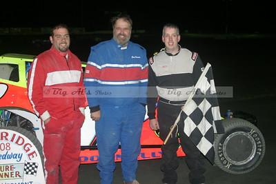 Bear Ridge Speedway 10/04/08