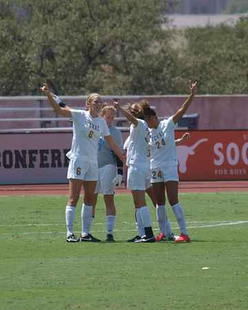 University of Texas Soccer Fall 2011