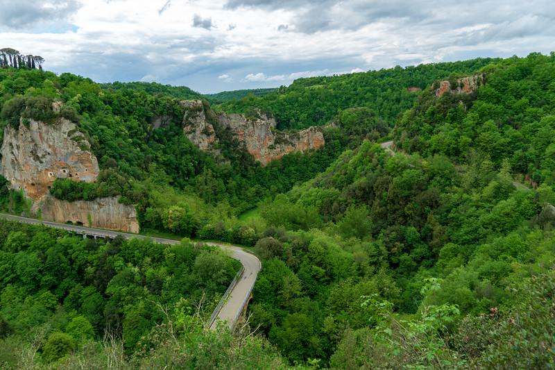 Road to Soranop