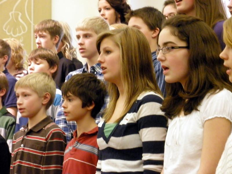7th & 8th greade chorus
