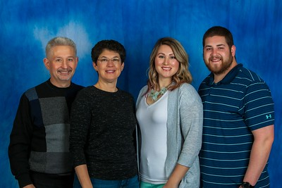 Cornerstone Chruch Easter Family Photos