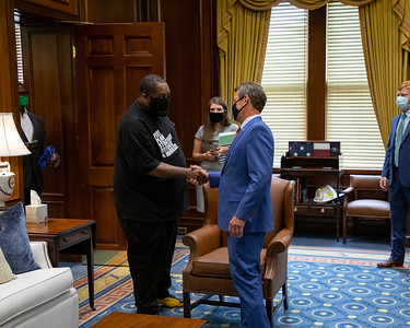 09.09.2020 Meeting with Killer Mike
