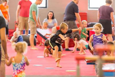 Caleb's Gymnastics
