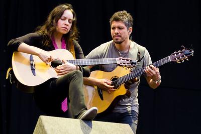 V Festival 2012 - Rodrigo Y Gabriella