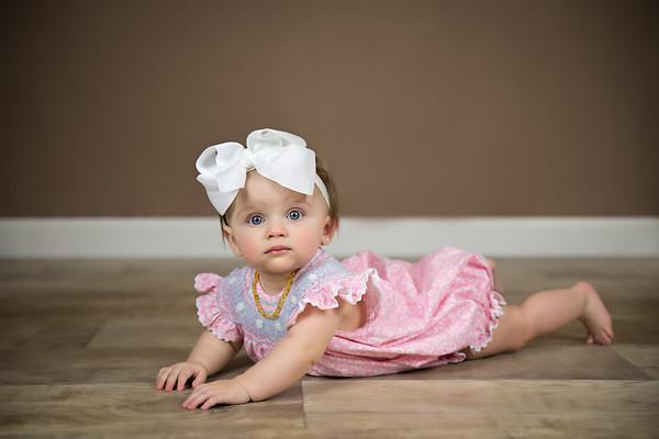 Olivia Six Months