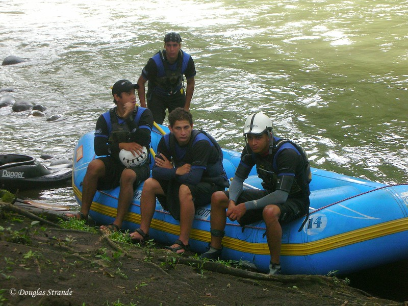 Sarapiqui: Our Rafting Guides