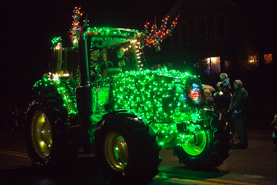 2018 Lighted Tractor Parade
