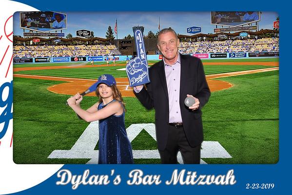 Dylan's Bar Mitzvah - 2/23/2019
