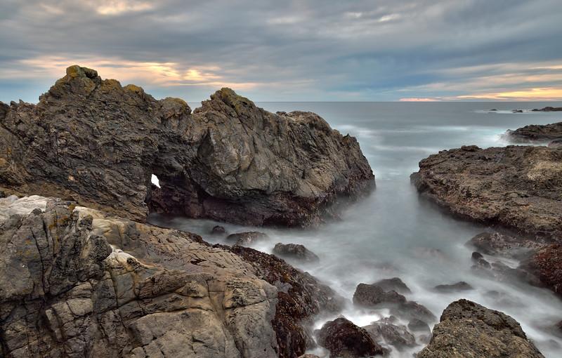 Sea Cove, Sea Ranch, California