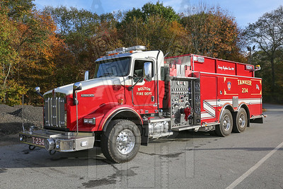 Tolland County Tanker Drill 10/22/17