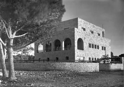 Villa Kupferman, Mount Carmel, Haifa - 1935