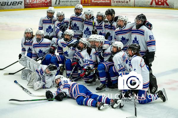 Göteborg Ishockey Cup: Hanhals Kings - Furuset HC