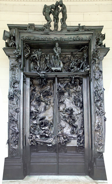 Rodin's The Gates of Hell
