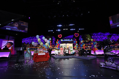 Variety Show of Hearts Telethon 2012