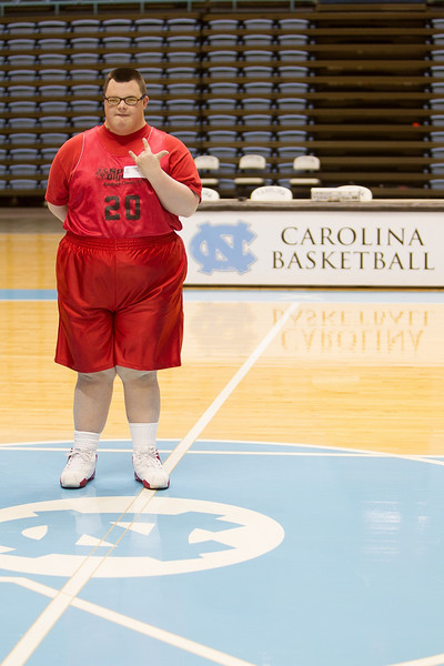 2014 UNC Basketball Clinic