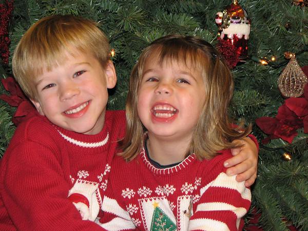 Christmas Photos 2008
