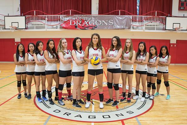 HS Varsity Girls Volleyball