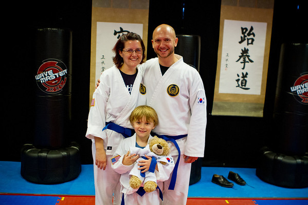 Karate Graduation - September 12, 2012