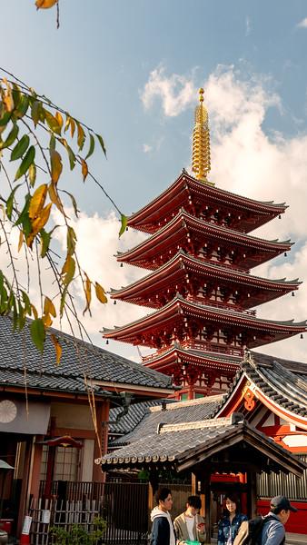 Sensoji Pagoda