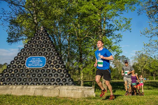 2016 Chickamauga Chase Trail Run