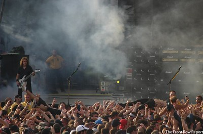 Megadeth @ Rock on the Range 2012