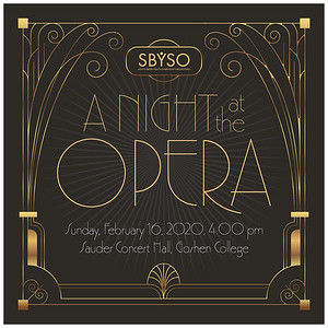 SBYSO - A Night at the Opera