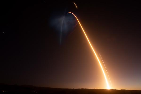 Falcon 9 - SAOCOM 1A - 10/7/18