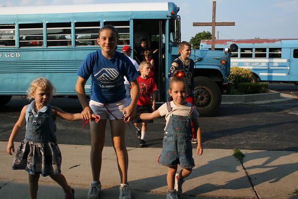 Kids Crusade 2007 - Night 3