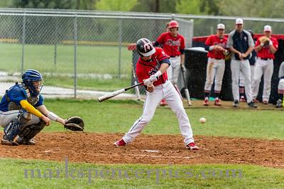 Baseball SHS vs Orem 5-7-2013