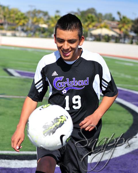 Tito - Carlsbad HS Soccer