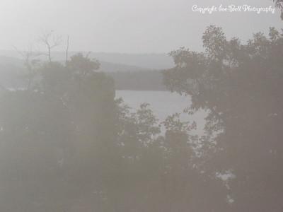2007 Rain and Waterfalls