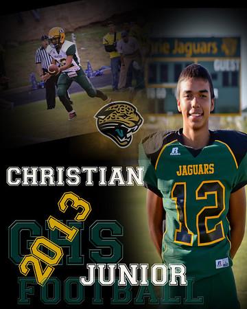 GHS Jaguar Football