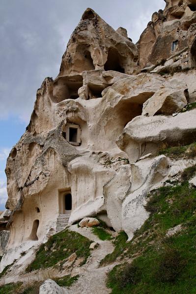 Uchisar [Cappadocia]