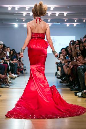 New York Fashion Week SS15- Adolfo Sanchez