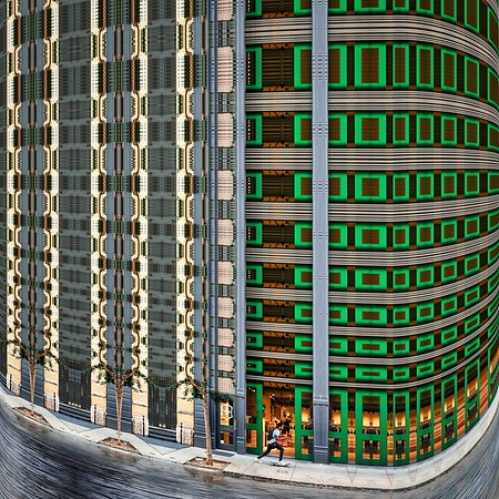 Unreal Reality - City Blocks