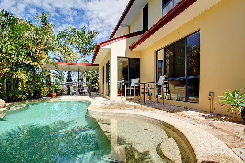 Brisbane, Eaton Hills. Real Estate Photography by Trent Williams