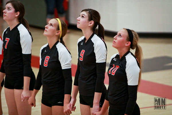 2011 Lakevilly North vs. Owatonna Volleyball