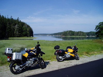 Ride to Deer Isle with MTK