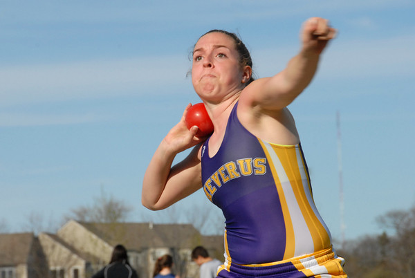Outdoor Track 2011