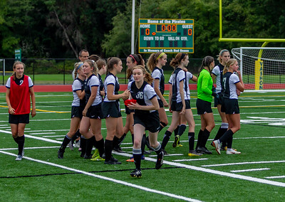 Vashon Island High School Girls Varsity Soccer v University Prep 09/14/2019