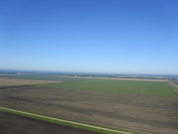 Flying in Challenger 6/2012