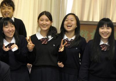 HAKUOH 3rd Year Class - 19 Feb 2013