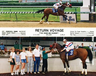 RETURN VOYAGE - 6/29/1997